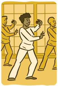 NIH News in Health, Dec, 2016: Tai Chi and Your Health