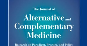 Osher Center Partners with The Journal of Alternative and Complementary Medicine to Highlight Innovative Mind-Body Research