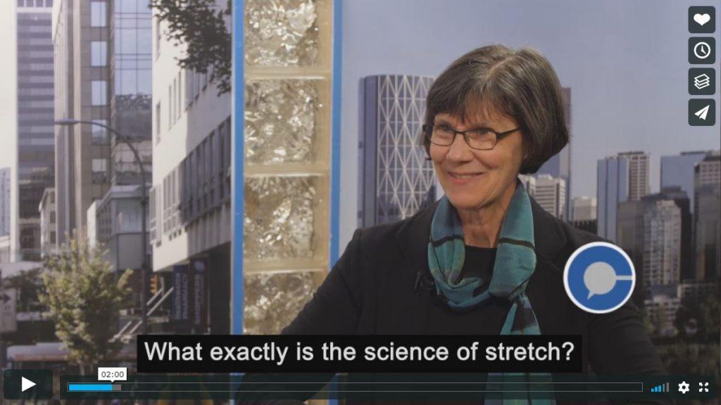Helene Langevin - Science of Stretch