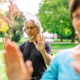 Building the Understanding of the Effects of Tai Chi Training on Walking in Older People