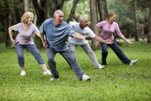 Tai Chi for Parkinson's Disease Course at BIDMC