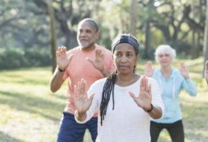 Tai Chi for COPD Symptoms