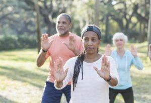 Tai Chi for COPD Symptoms