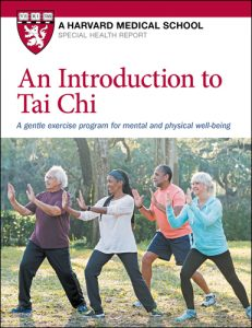New Introductory Online Tai Chi Course by Harvard Medical School and Dr. Peter Wayne