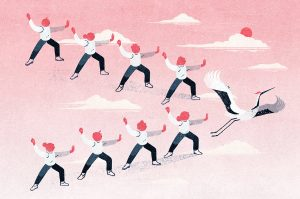 Using Tai Chi to Build Strength – NY Times