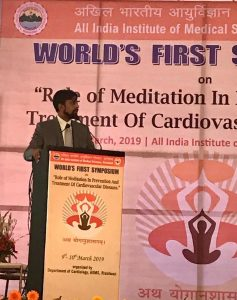 Darshan Mehta Reaches Over 1,000 Delegates at Indian Symposia, March 2019