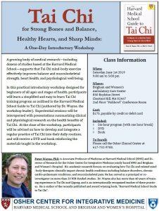 Download Tai Chi Workshop Flier