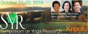 Symposium on Yoga Research 2019 – Save the Date