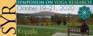 Symposium on Yoga Research 2020 – Save the Date