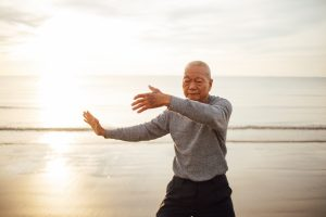 Tai Chi: Better Balance, Healthy Hearts, and Sharp Minds, A One-Day Introductory Workshop